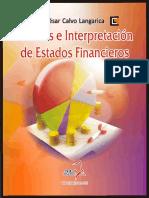 Analisis e interpretacion de es - Calvo Langarica, Cesar.pdf