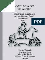 Livro Sociologia Dos Desastres Versao Eletronica