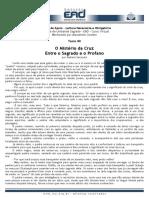 Teo 80 - A18 Misterio da Cruz Entre o Sagrado e o Profano ok.pdf