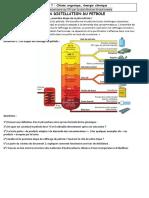 exercice d'application  la distillation du pétrole