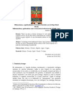 Grau i Arau - Milenarismo y reforma eclesiastica
