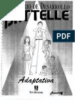 Battelle. Manual Área Adaptativa