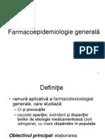 Farmacoepidemiologia 2018