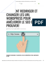 Les URL WordPress