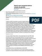 A gestão secretarial como proposta teórica