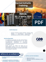 DENTAL ESTHETIC TRAINING Modular Barranquilla - Colombia 2020.pdf