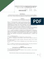 UIECB - Estatuto Atualizado e Registrado em 08 de Fevereiro de 2014
