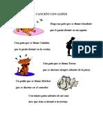 CANCIÓN CON GATOS.doc