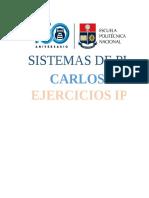 Taller 1, SISTEMAS DE PRODUCCION, CARLOS CORELLA