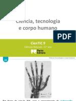 Ctic9 C3 Ciência, Tecnologia e Corpo Humano