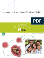 Ctic9 O1 Genética e Hereditariedade
