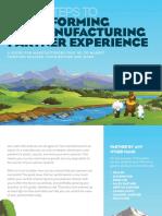 Salesforce - Manufacturing Partners eBook