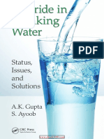 Fluoride in Drinking_Water_Status-_Issues-_and_Solutions