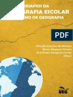 Desafios da Cartografia Escolar no ensino de Geografia