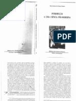 B Sousa Santos - Introdução a uma ciência Pós-Moderna