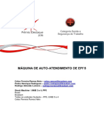 MÁQUINA DE AUTO ATENDIMENTO DE EPIS