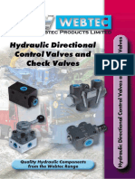 Hydraulic Directional control and check valves.pdf