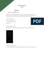Unidad 3 Matematicas aplicadas