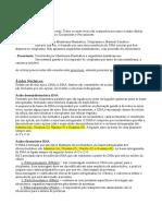 Resumo da Unidade 1.1 Bases Biológicas do Comportamento