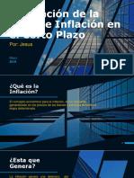 Estimación de la Tasa de Inflación en el.pptx