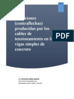 Deflexiones (Contraflechas) producidas por cables.pdf