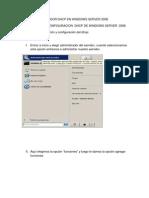 Dhcp Winwos Server 2008