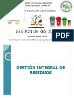 FINAL GESTON DE RESIDUOS
