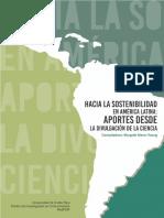 Hacia la sostenibilidad en América Latina CicomUCR-RedPOP-UNESCO 2019 UltimoRevisar