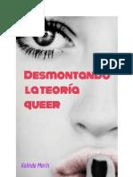 Kalinda Marín - Desmontando la teoría queer (2020)