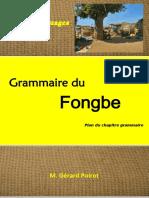 Poirot Gérard M. - Grammaire Fongbe ou Fon.pdf