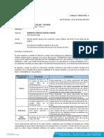 Rpta Carta SN° CALIDDA (recibido el 26.11.19)