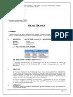 Ficha Tecnica Ccara Ccara