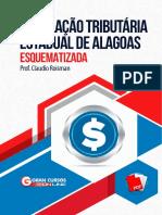 SEFAZ AL - Legislação tributária esquematizada