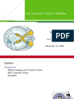Image Analysis and CV in Med - Sonu Iqbal