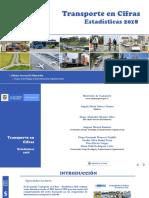 Transporte en Cifras - Estadisticas 2018