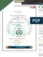 Www Scribd Com Doc 24556788 Summer Project Report on Airtel Lhkjrxxx