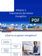 Gestiona Energía MiPYMEs MODULO 2