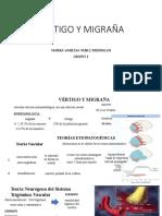 expo otorrino  migraña vertiginosa