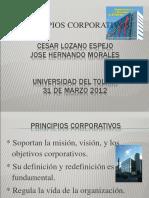 PRINCIPIOS CORPORATIVOS.ppt