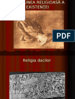 DIMENSIUNEA RELIGIOASĂ A