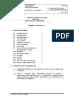 Formato 5.- Sílabo, Guía de Práctica y Sesión de Aprendizaje