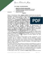 STJ - HC 160662 - NEGOCIO DA CHINA