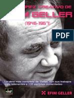 El Ajedrez Creativo de Efim Geller 1946-1967 (Geller).pdf