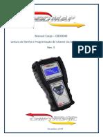 OBD0046 - Leitura de Senha e Programação de Chaves via OBD VW Immo 1
