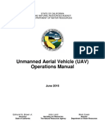 DWR UAV Operations Manual