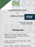 Clase 1 Administración II