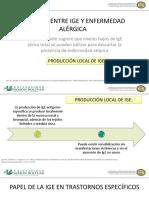 RELACIÓN ENTRE IGE Y ENFERMEDAD ALÉRGICA.pptx