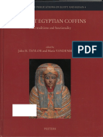 John Taylor, Ancient Egyptian Coffins