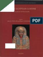 John Taylor, Ancient Egyptian Coffins