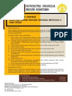 Leaflet Sp2-Anestesiologi